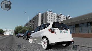 City Car Driving 1.5.1 Honda Fit | Jazz [G27]