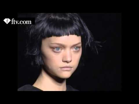 Models Talk FW 0708 Gemma Ward