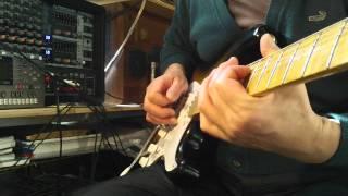 CARPANTERSが注目当時はギター中心にのめりこみました。録音...