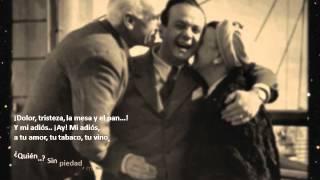 Adios Nonino, Astor Piazzolla., Eladia Blázquez