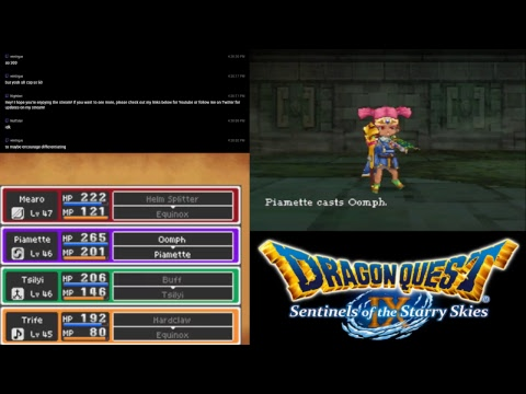 Reshaped in Thy Own Image. Dragon Quest IX