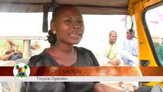 Female Commercial Tricycle Operators