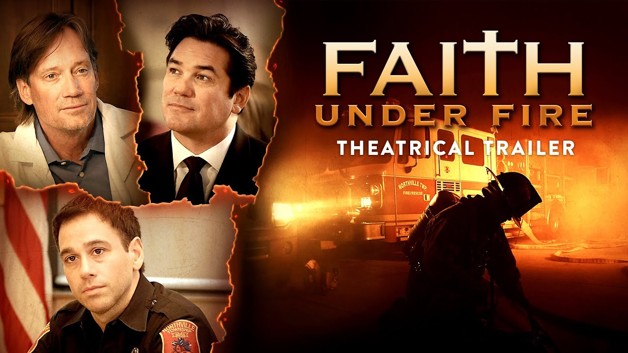 "WATCH: Trailer Released for Kevin Sorbo's 'Timely' Film ""Faith Under Fire"""