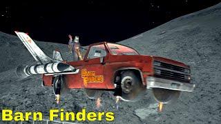 Barn Finders - Andiamo Sulla Luna! - Gameplay Ita