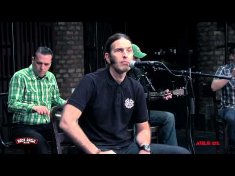 ROCK RADIO LIVE & ACOUSTIC: Orthodox Celts - Galway Girl (ATELJE 212)