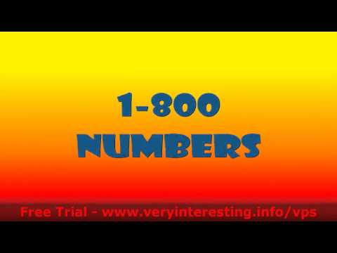 1800 Numbers for Business San Francisco, San Jose, Salinas CA 1800 Numbers for Business