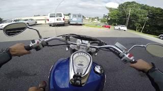 2012 Suzuki Boulevard C50T test drive review