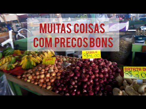 Ceasa de Vitória da conquista vejam os preços das verduras
