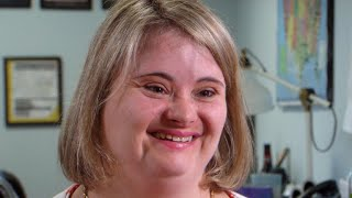 Meet Washington's first registered lobbyist with Down syndrome