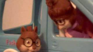 the chipettes live in road trip