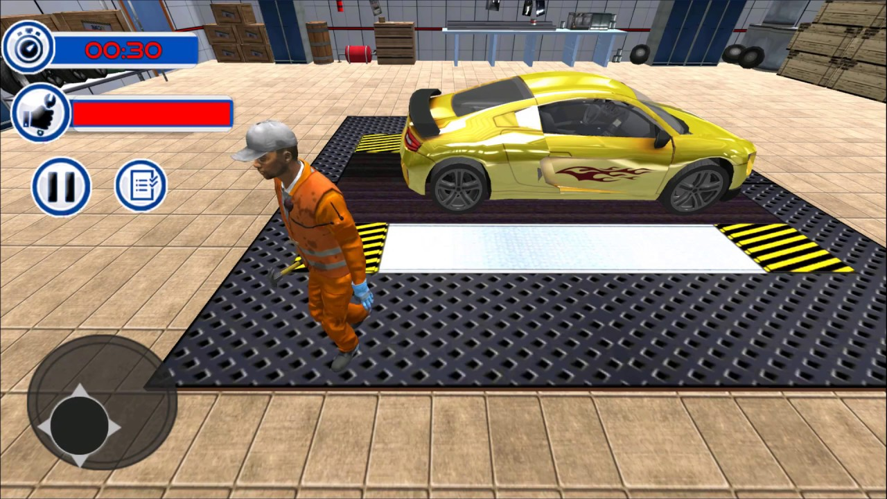 Mobile Auto Mechanic: Car Mechanic Games 2018 | Android ...