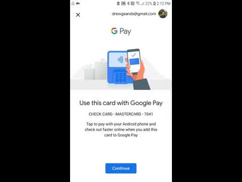 Adding A Credit Or Debit Card To Bank Of America,Google Apple Pay Digital Wallet Payment App