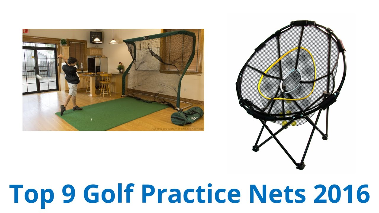 9 Best Golf Practice Nets 2016