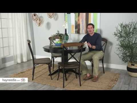 Homelegance Dining Chairs Set Of 2 Product Review Video