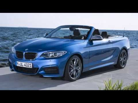 BMW 2 Series 2017 Convertible Motor Show