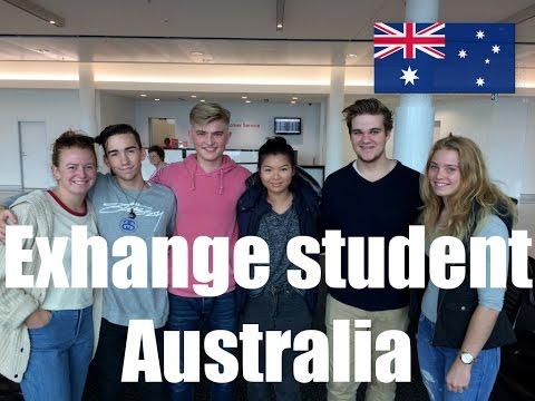 Australia 2015-2016 - Exchange student