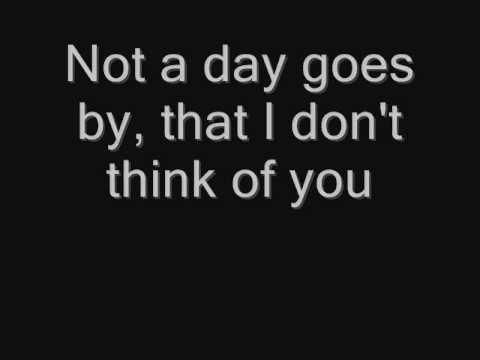 Lonestar - Not A Day Goes By (Lyrics)