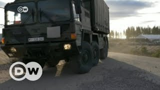 "NATO-Großmanöver ""Trident Juncture"" in Norwegen | DW Deutsch"