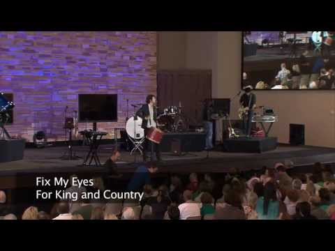 Fix My Eyes - For King And Country
