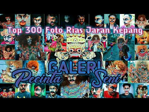 TOP 300 FOTO RIAS JARAN KEPANG // GALERI PECINTA SENI