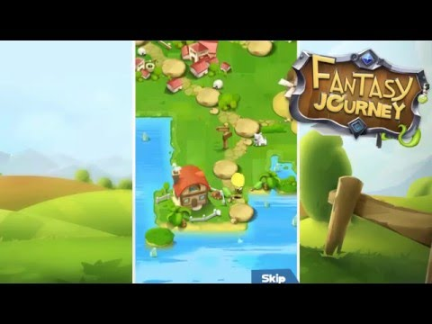 Fantasy Journey Match 3 Game