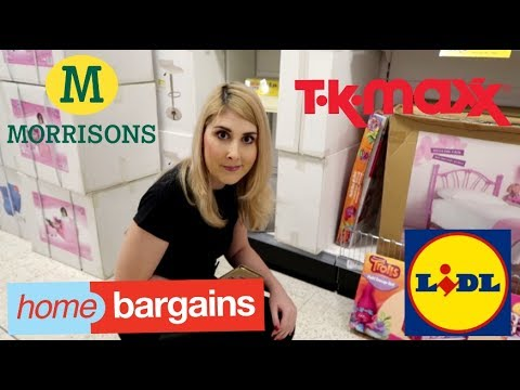 TKMAXX, HOME BARGAINS AND LIDL VLOG JUNE 2017