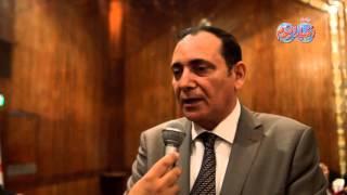 أحمد الزينى رئيس شعبة مواد البناء بغرفة القاهرة التجارية