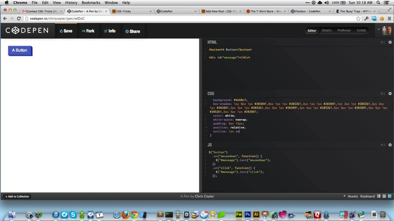 jquery simulate click on input