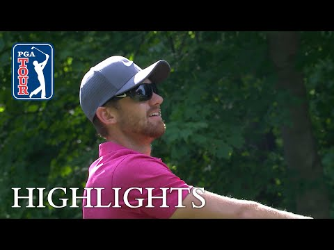 Patrick Rodgers extended highlights   Round 3   John Deere