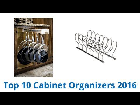 10 Best Cabinet Organizers 2016