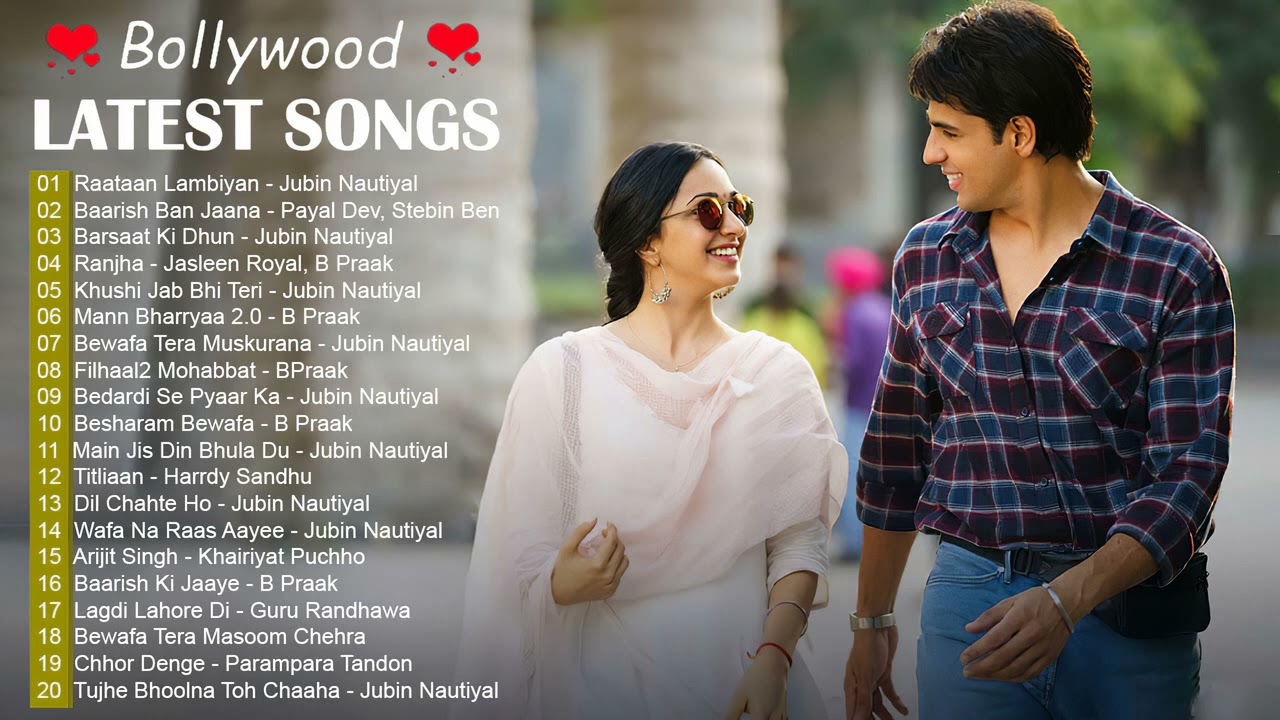 Download New Hindi Songs 2021 💖 Top Bollywood Romantic Love Songs 💖 Bollywood Latest Songs
