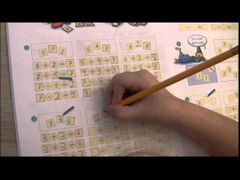( Mathematik Hausaufgaben 1 Klasse )( Xenia kinderwelt   )