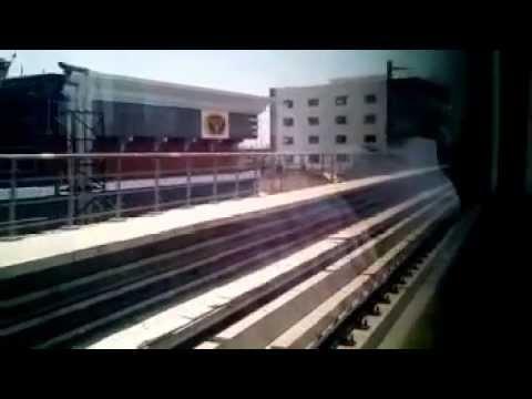 Chennai Metro Rail Phase 1... Full Journey