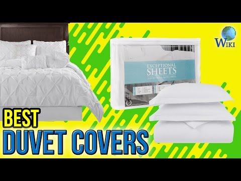 10 Best Duvet Covers 2017