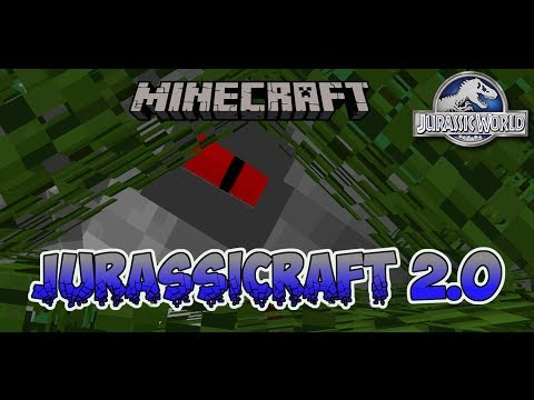 Jurassicraft 2.0 - EN DIRECTO OBJETIVO I-REX Parte 1