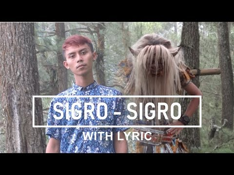 COVER lagu SIGRO SIGRO ( GEDRUK ) with LIRIK