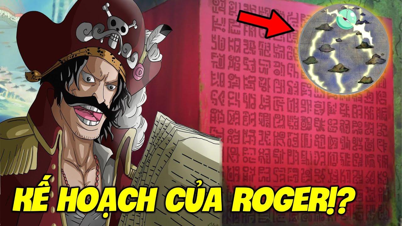 Nhiệm Vụ Cuối Cùng Của Băng Hải Tặc Roger Là Gì? I Giả Thuyết One Piece
