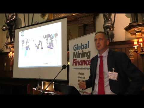 Maurice Mason - Gold in Zimbabwe -  Caledonia Mining - Global Mining Finance - Spring 2018