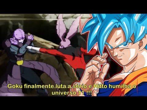 HITTO HUMILHA DYSPO e ENFURECE TOPPO !!! Dragon ball super ep 104 Análise from YouTube · Duration:  10 minutes 24 seconds