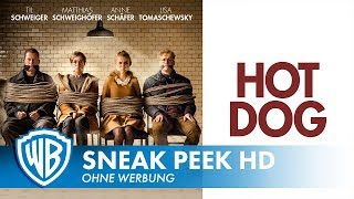 HOT DOG - 6 Minuten Sneak Peek Deutsch HD German (2018)