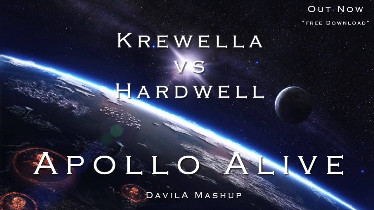 Hardwell vs Krewella - Apollo Alive (DavilA Mashup) - YouTube