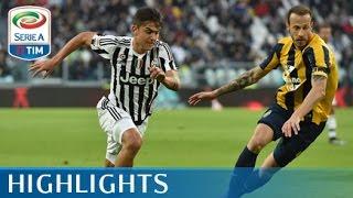 Video Gol Pertandingan Juventus vs Hellas Verona