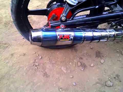 STANDAR RACING  CRUM BIRU RX KING SUARA CETAR
