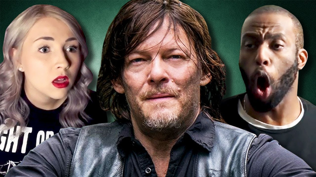"""Download Fans React to The Walking Dead Season 9 Episode 4: """"The Obliged"""""""