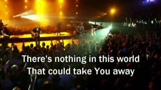Hillsong Live - With us  (with Lyrics/Subtitles) Album 2011 (Worship Song to Jesus)