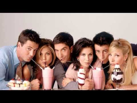 Friends Full Theme Song (I'll Be There For You - The Rembrandts)