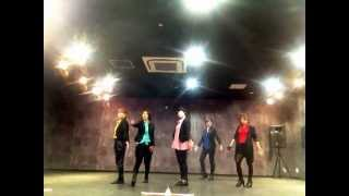 super junior opera cover dance by jg entertainment