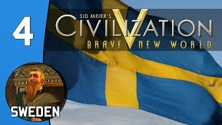 Plans of War - Civilization 5: BNW - Game of the Month 109 - Sweden: Part 4