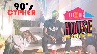 House Party Cypher- Brdrins Records [Shot by ndofilms]
