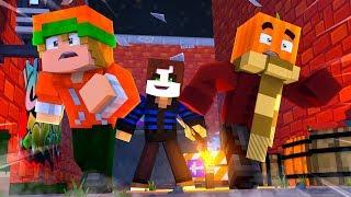 VERSTECKT EUCH VOR GERMANLETSPLAY! ✪ Minecraft Murder